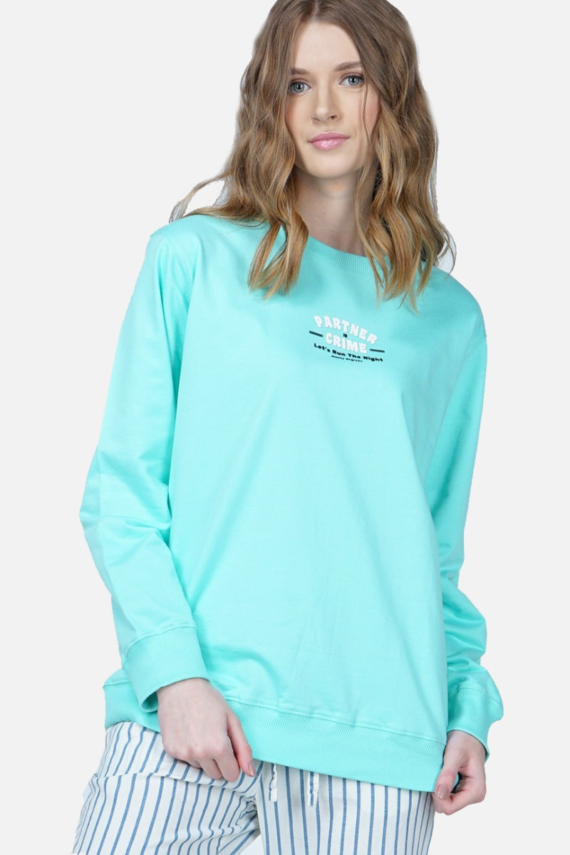Clarion Mint Sweater