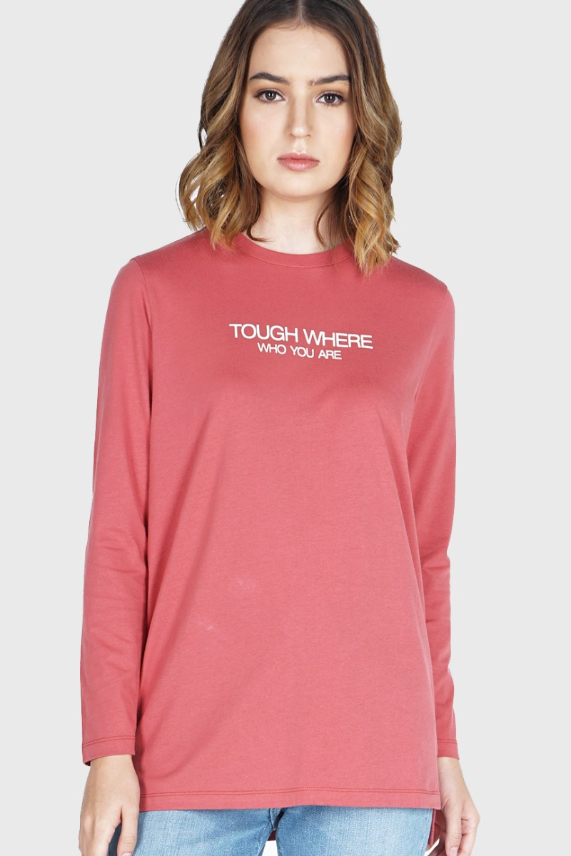 Fredella Mineral Red Tee