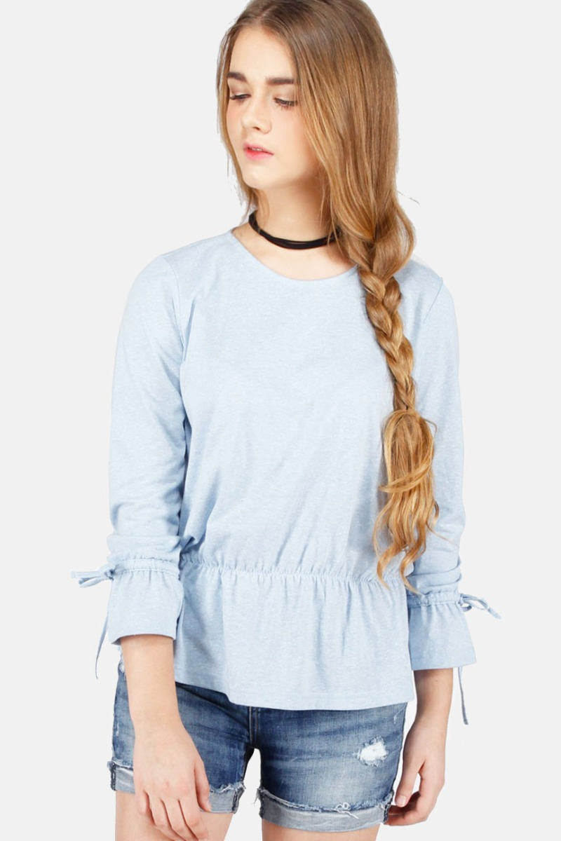 Jelly Belle Baby Blue Tee