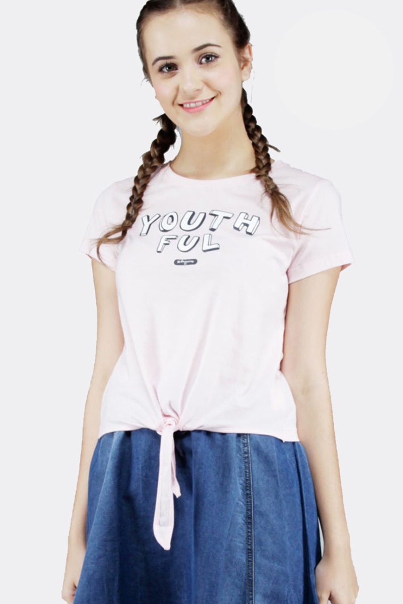 Twitch Pink Tee